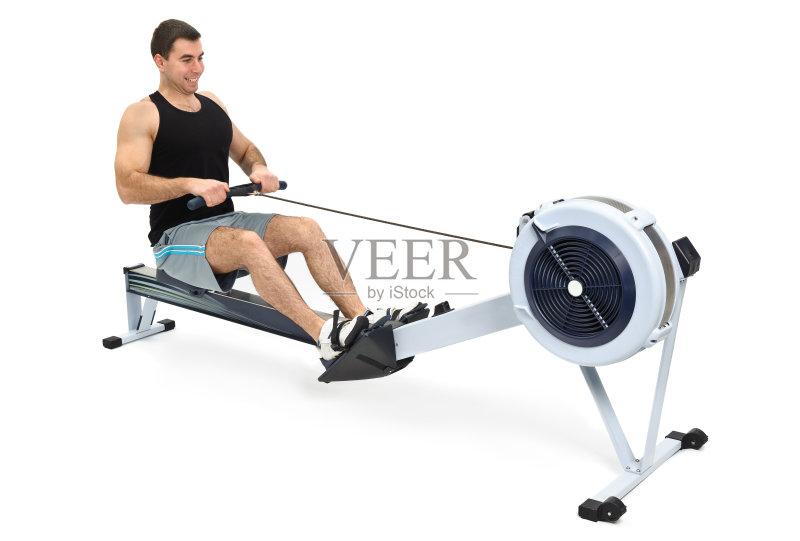 室内 塑形 健身器械 生活方式 中老年人 健美身材 划船比赛 划船 划船图片