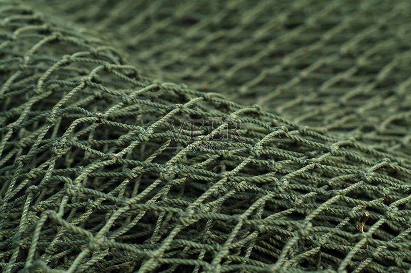鱼网 打结 网 成一排 绿色 绳子 风格 式样 波形 渔网 壁纸 无人 铁丝网