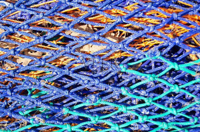 C4D建模之纱窗渔网等网状物体的建模方法