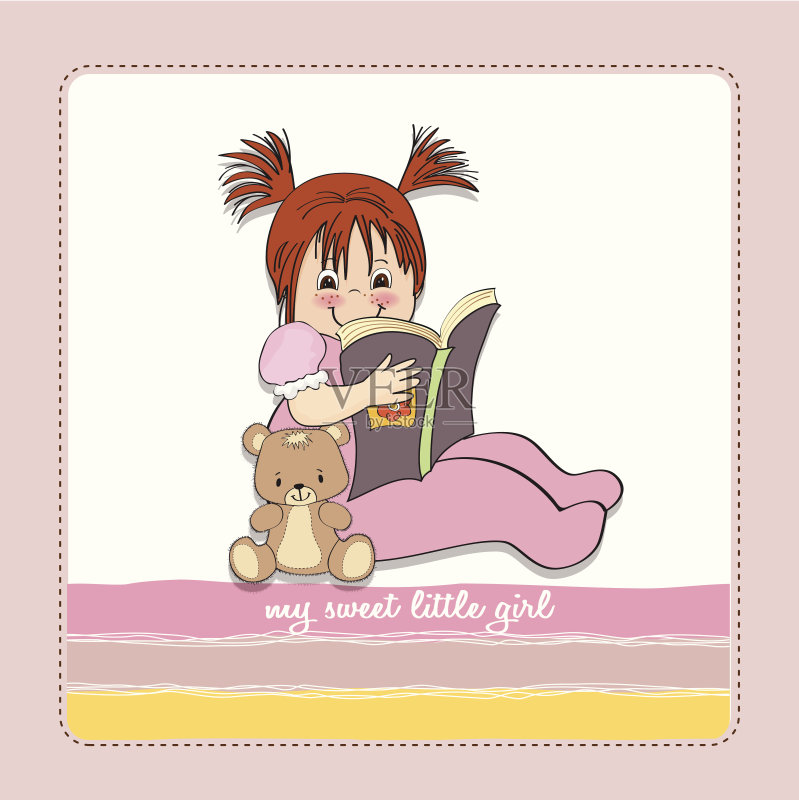 人 儿童 家庭作业 拿着 快乐 教育 书 小的 矢量 坐 微笑
