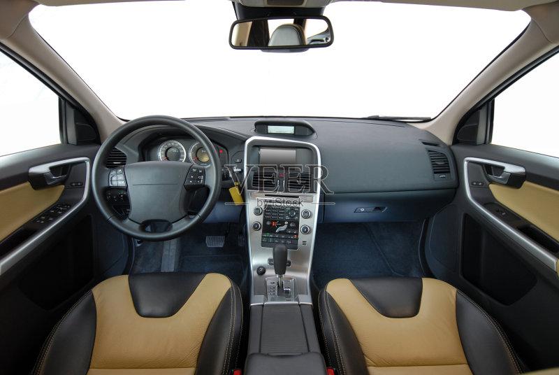 皮革 乘客 汽车内部 窗户 汽车天窗 陆用车 舒服 修理 挡风玻璃 室内 图片