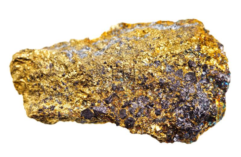 矿石-石材 粗糙的 巴西 矿物质 宝石 白色 材料 圆石 毛石 白色背景 自然
