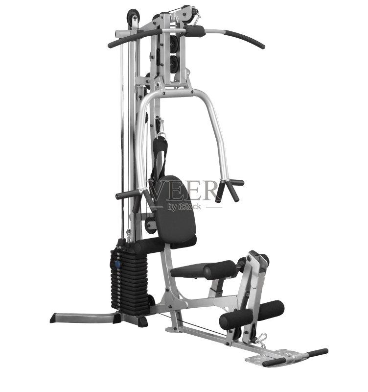 推 锻炼 拉 健身器械 塑形 设备用品 举重训练 提举图片