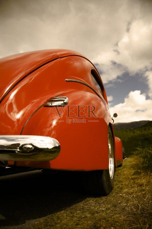 9年图片 福特汽车公司 修复 无人 古典式 阶调图片 商用车 复古风格 图片