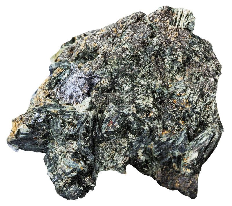 材 矿块 金属矿石 绿色 原生态文化 暗色 灰色 无人 天然磁石 钢铁 黑色