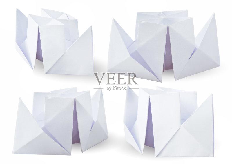 客轮 海洋 折纸工艺 工作 背景 创造力 纸 玩具图片