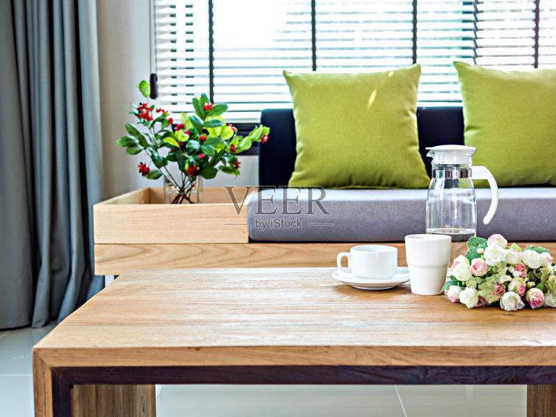 家居-日本 设计 座位 高雅 住宅内部 家具 花瓶 桌子 公寓 茶几 东亚文化 图片