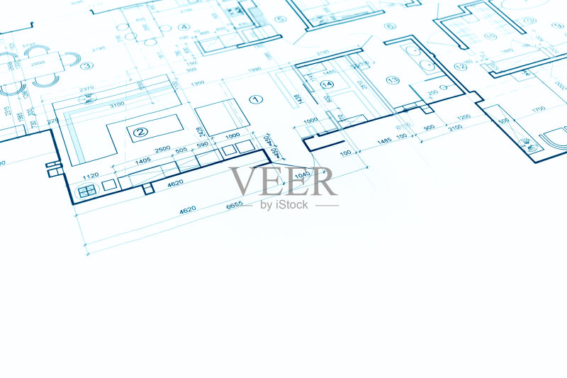 图纸-设计 蓝图 建筑结构 住宅内部 文档 建筑业 角度 普通住宅区 比例 图片