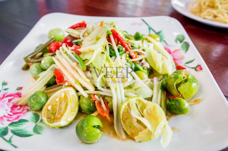 料理-香料 文化 钠 胡萝卜 红色 自然 海产 食品 炸鸡 背景 甘蓝 西红柿