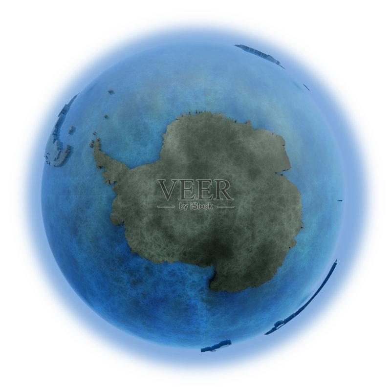 地图 行星 地球 旅行 地名 计算机制图 南极洲 球体 南 全球通讯 绿松