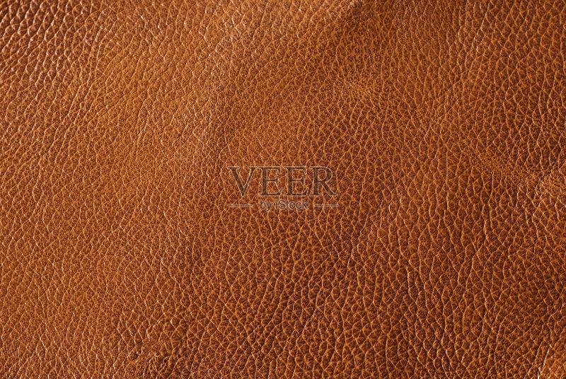 粗糙的 牛皮 皮革 纹理 衣服 材料 褐色 式样 动物皮 背景 自然 动物躯体
