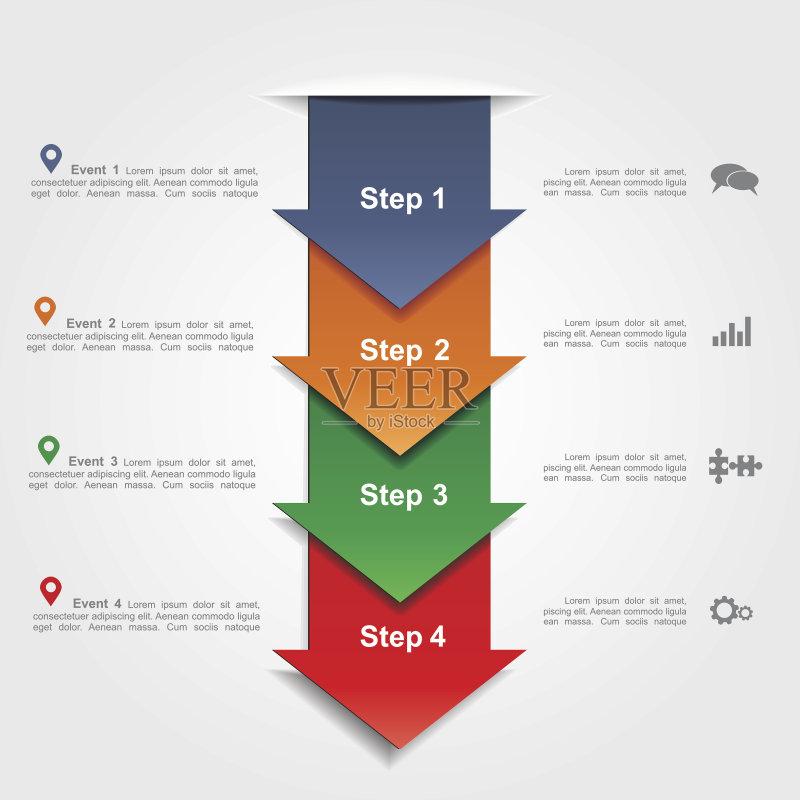 计划书 书签 操作指南 四个物体 网页设计师 概念 设计 说明书 概念和