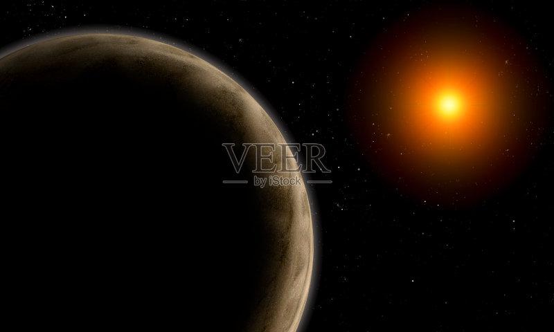 太空船 星系 太阳系 怪物 彩色背景 动物 无人 行星 宁静 透明 灵性 多图片