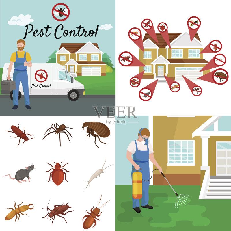 饮机构 控制 操作指南 害虫 制服 喷 白蚁 杀虫剂 设备用品 保护工作服