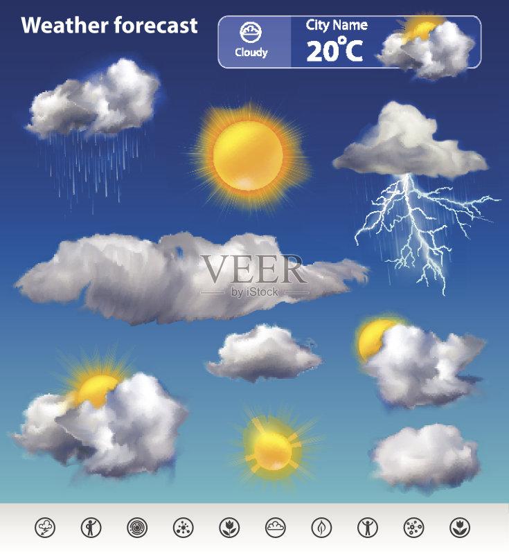 板 绘画插图 天气 符号 雷雨 主页 标志 夏天 雪花 无人 2015年 技术 计