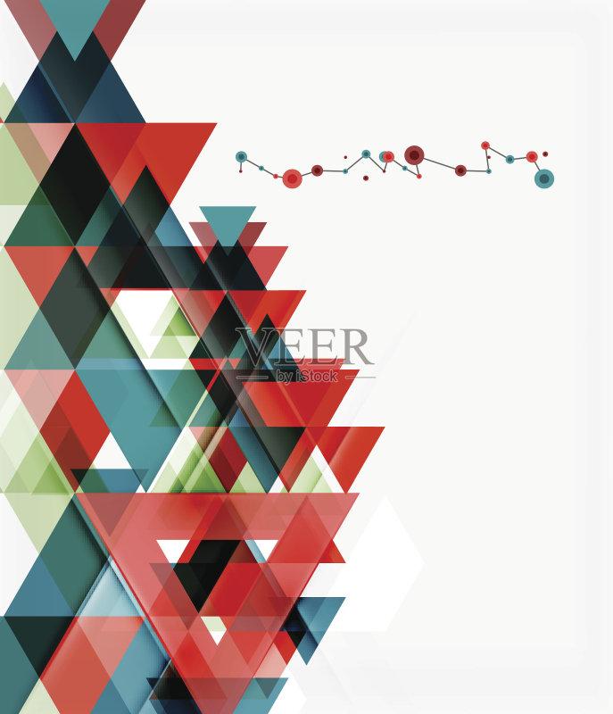 折纸工艺 背景 做计划 绘画插图 装饰物 网页 无人 镶嵌图案 商务 2015图片