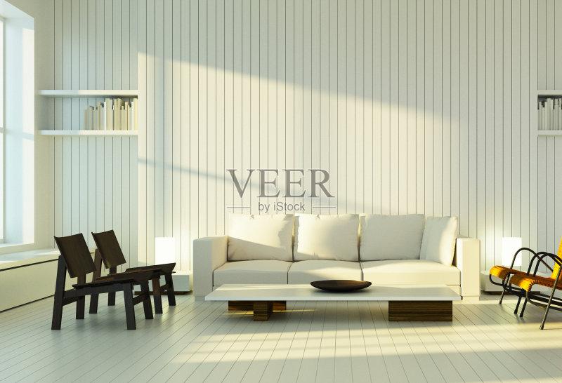 扶手椅 舒服 家具 桌子 公寓 三维图形 装饰 室内 生活方式 地板 房屋