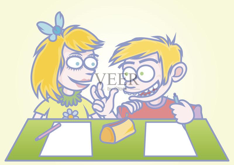 儿童 幼儿园 儿童画 高中生 男孩 知识 儿童教育 绘画插图 教会学校学图片
