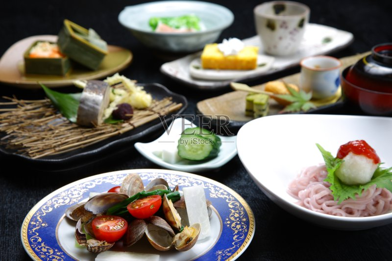 无人 日本料理 素食 开胃品 日本文化