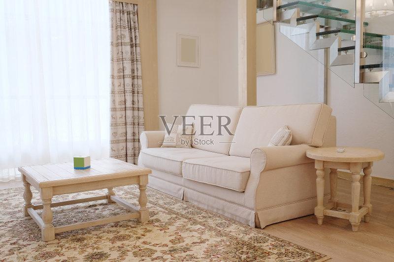 家装饰 舒服 家具 桌子 汽车旅馆 无人 小毯子 2015年 装饰 室内 居住