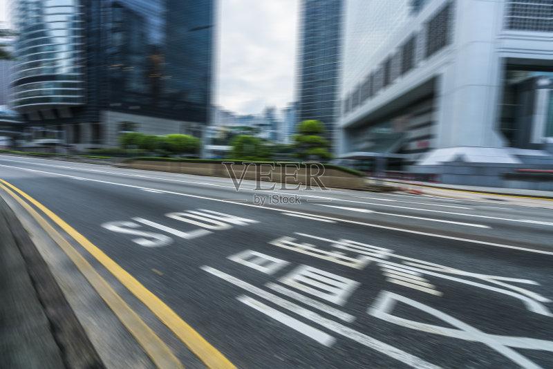 通勤者 现代 街道 户外 沥青 城市生活 发展 商业金融和工业 公路 城市图片