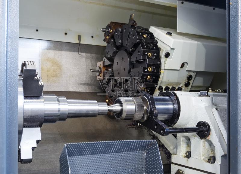 洞 倒 技术 车床 数控机床 部分 车间 研磨 工作 削尖 行动 准确 商业金