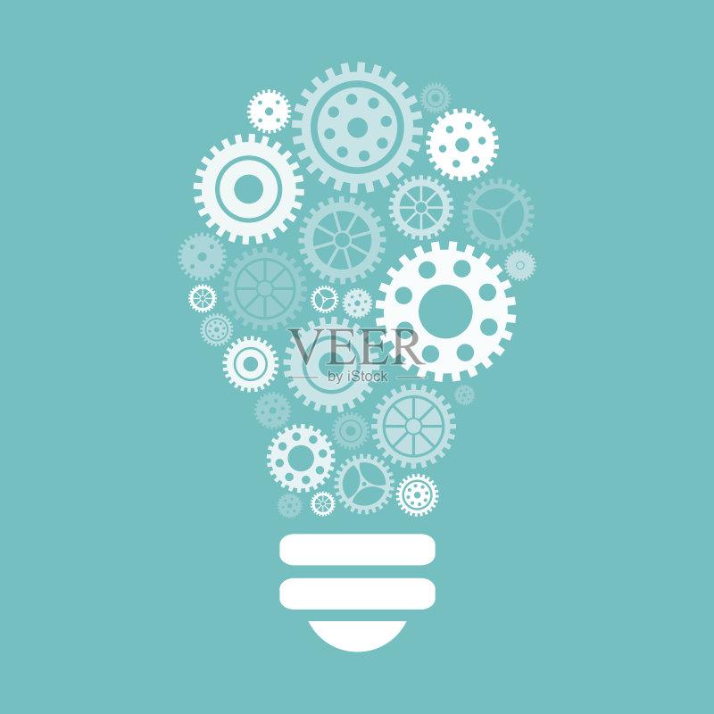 符号 灵感 创新 技术 团队 商务策略 想象 脑风暴 合作 人体内脏器官