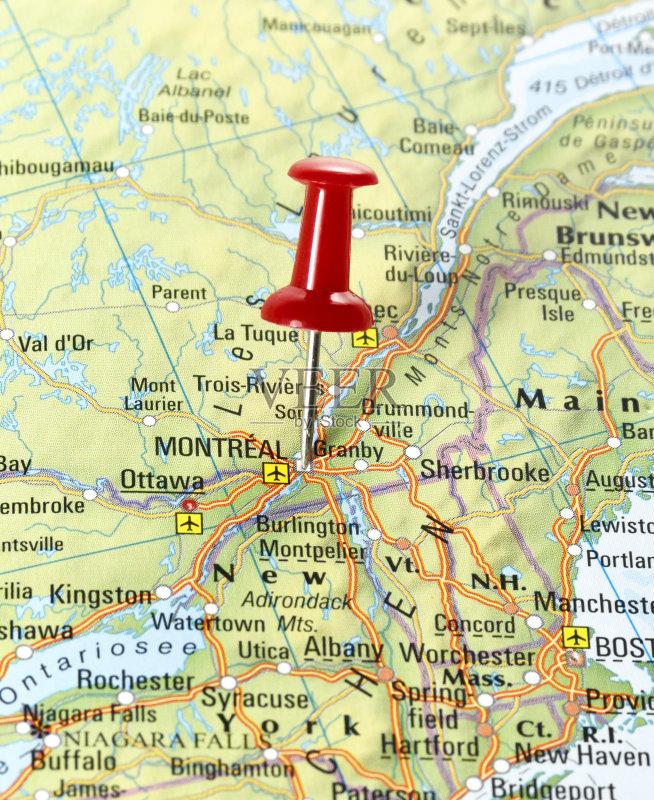 端地形 文化 路线图 地图学 红色 珠针 世界地图 地图 旅行 焦点 德国语