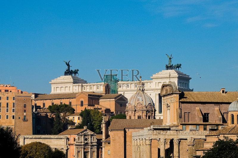 过去 纳佛那广场 旅行 欧洲 圣彼得广场 粒子 梵蒂冈城 旅游 著名景点