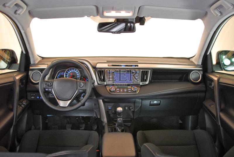 无人 控制 汽车 仪表板图片