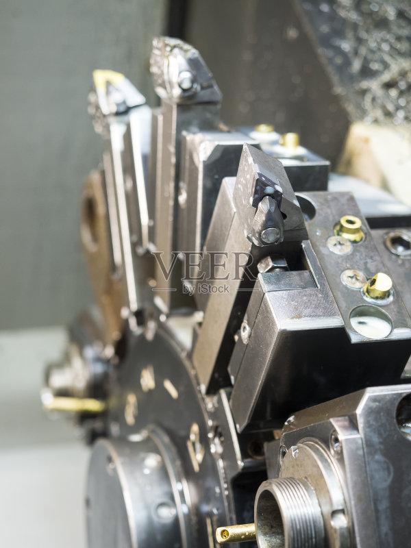 金属制品 数控机床 车床