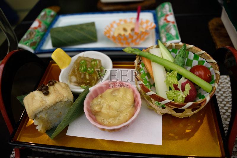 本 无人 日本料理 日本式旅店 食品