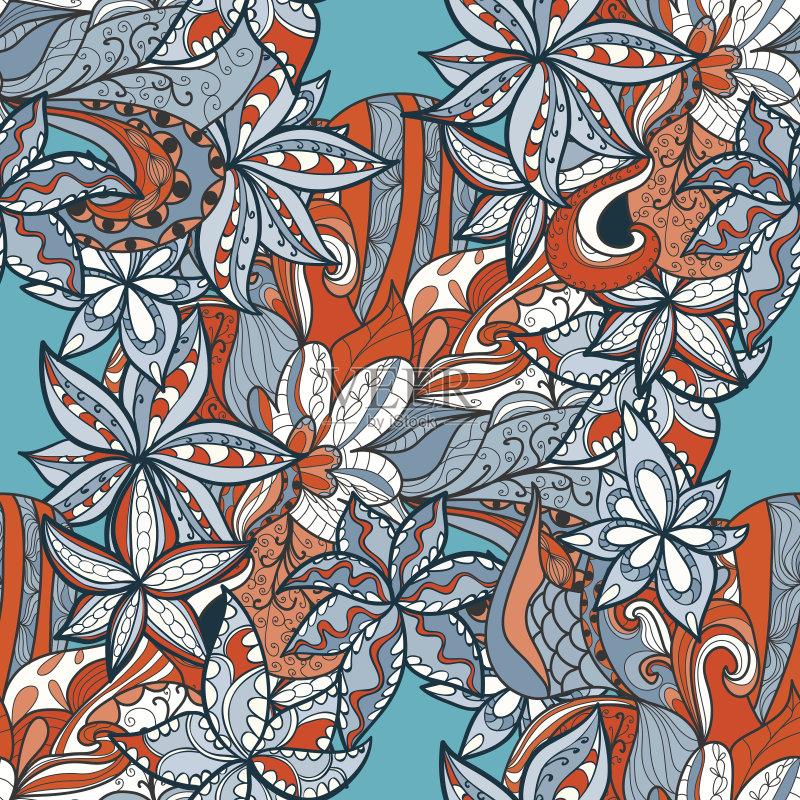 无缝的样式 美术工艺 装饰物 纺织品 鞋带 设计元素 壁纸