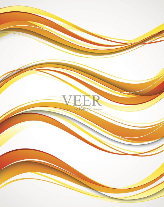 曲线-高雅 白色 想法 红色 形状 新创企业 幻灯片 火焰 背景幕 技术 弯曲