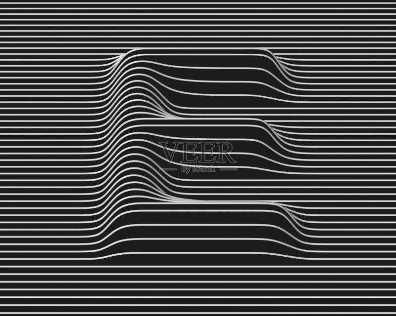 计算机图形学 条纹