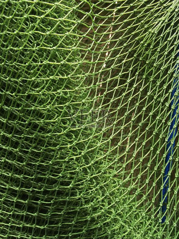 渔网状花样月亮船的自制方法