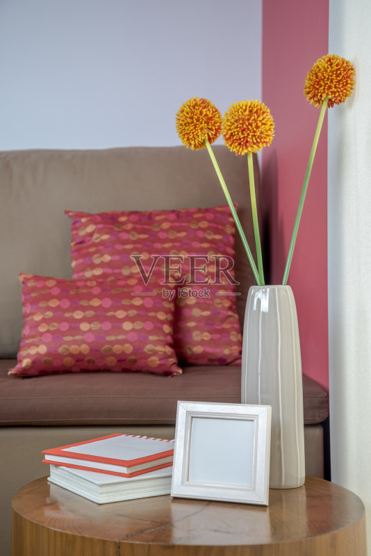 家居-设计 座位 建筑结构 住宅内部 枕头 墙 花瓶 公寓 自己动手 装饰 室图片