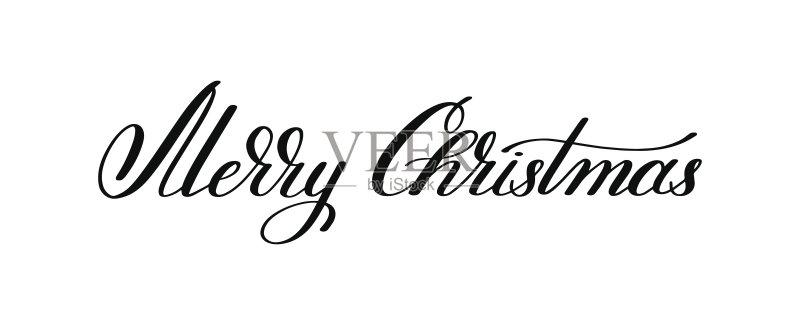 祝 圣诞节 打字体 标签 创造力 计算机图形学