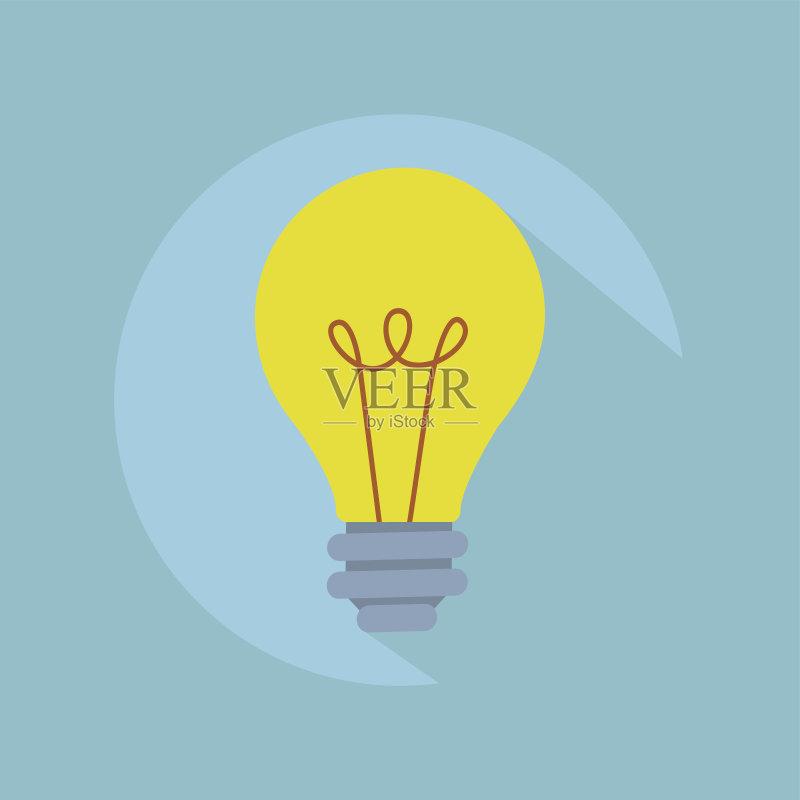创新-选择 设计 节能灯泡 环境 白色 一个物体 明亮 概念和主题 符号 家