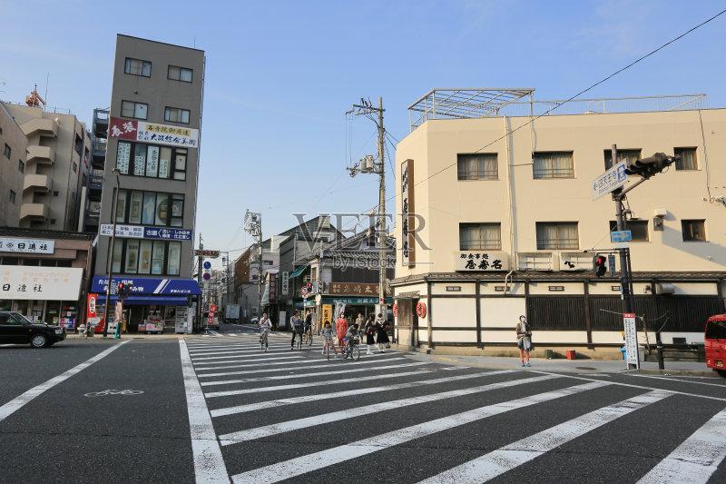 街景-人 亚洲 建筑外部 城市生活 建筑结构 商业金融和工业 建筑业 居住图片