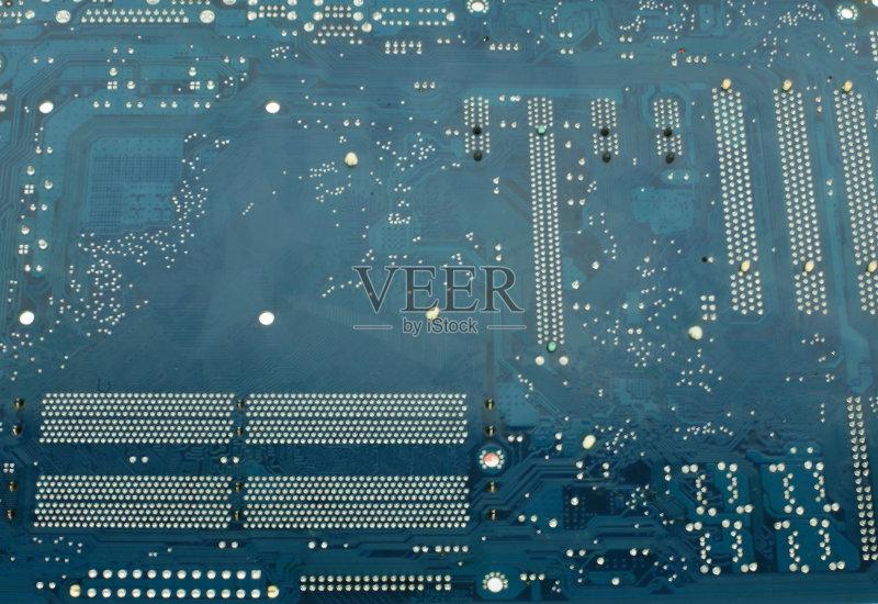 电路板 计算机 无人 技术 中央处理器 母板 设备用品图片