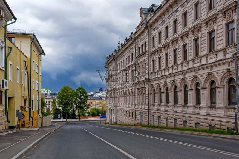 街景-人 政治和政府 俄罗斯 文化 政府 高雅 鞑靼斯坦共和国 塔 国内著图片