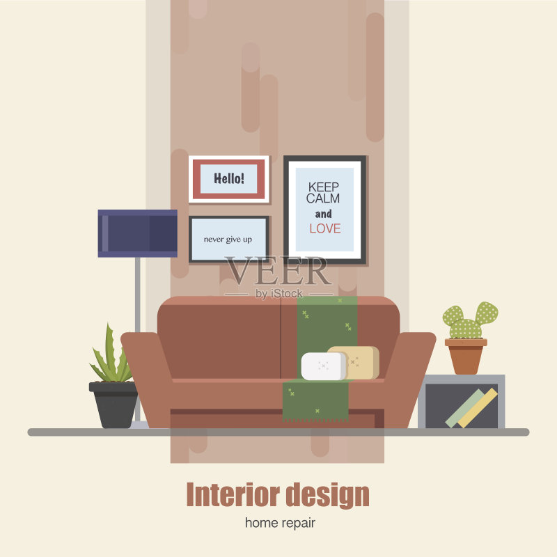家居-设计 一个物体 想法 住宅内部 符号 式样 普通住宅区 墙 舒服 家具 图片