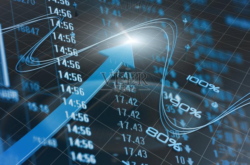 财务数据 生长 购买 成就 发展 商业金融和工业 牛市 赚钱 金融 箭头符号图片