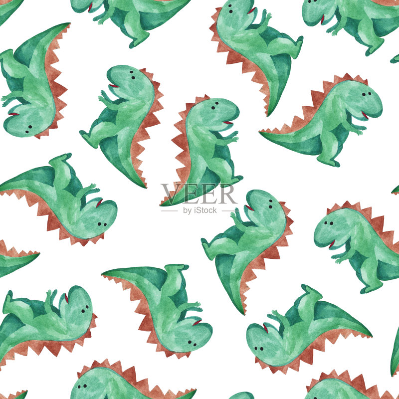 的样式 恐龙 美术工艺 爬行纲 已灭绝生物 动物 艺术 绘画艺术品 无人