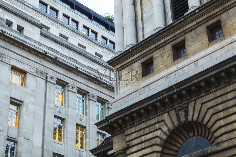 街景-无人 商务 企业园区 办公室 商业金融和工业 窗户 阳台 现代 街道 图片