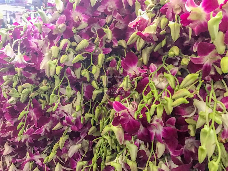 商务 快乐 花卉商 爱 粉色 装饰 花束 商店 清新 贩卖 多色的 街道 户外