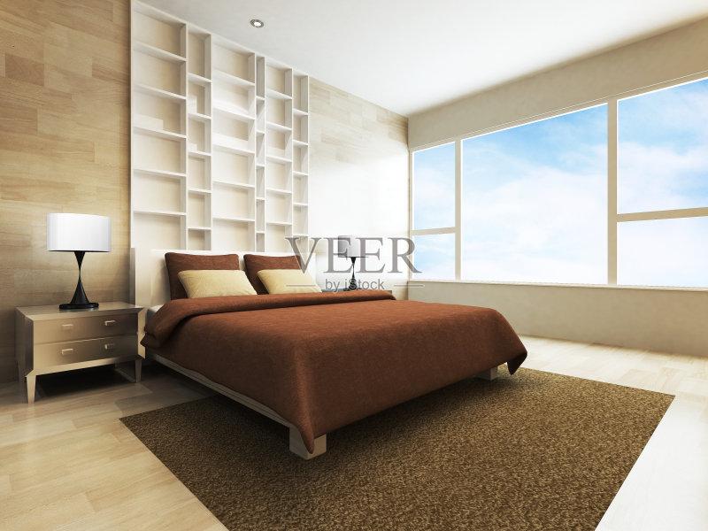 家居-酒店 设计 高雅 玻璃 建筑结构 宾馆客房 住宅内部 小旅馆 枕头 毯图片