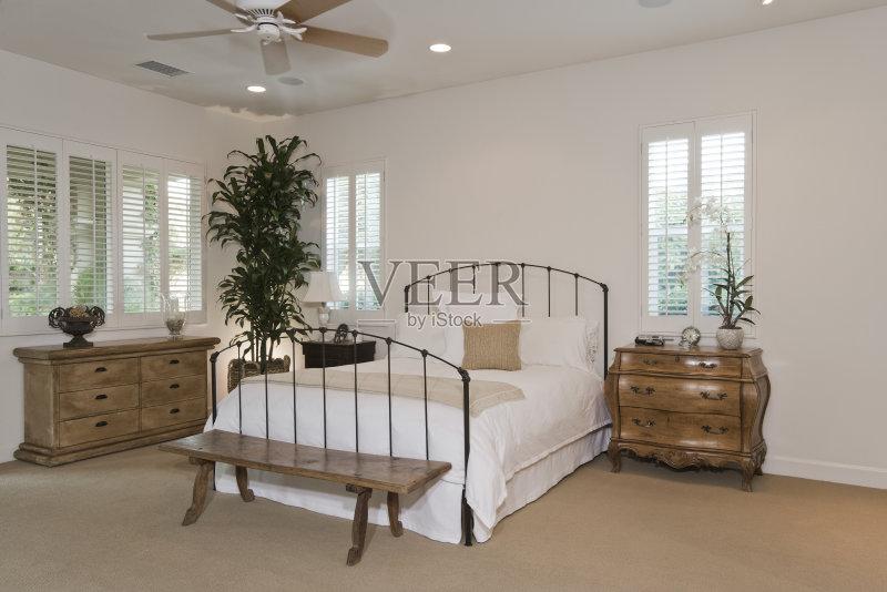 家居-整洁的房间 室内植物 宽的 华贵 整齐的 住宅内部 放松 窗户 住宅图片