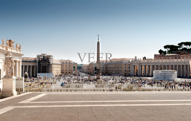 在上面 运动 宗教 旅游目的地 建筑外部 河流 使徒彼得 圣彼得广场 梵